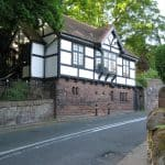 Listed Buildings in Caldy Village