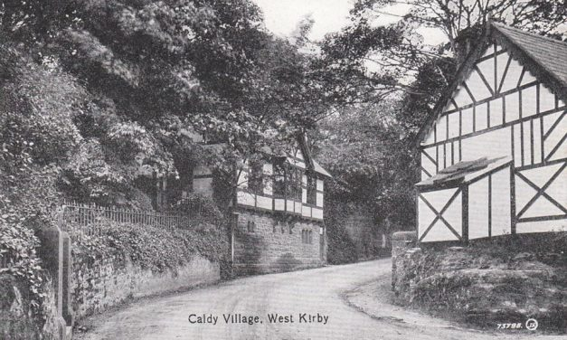 Caldy Village History