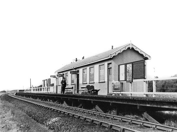 History of Caldy Railway Station