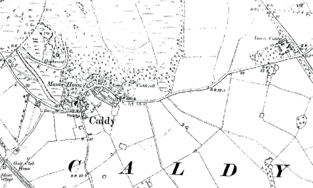 History of Caldy Village by Tony Haire