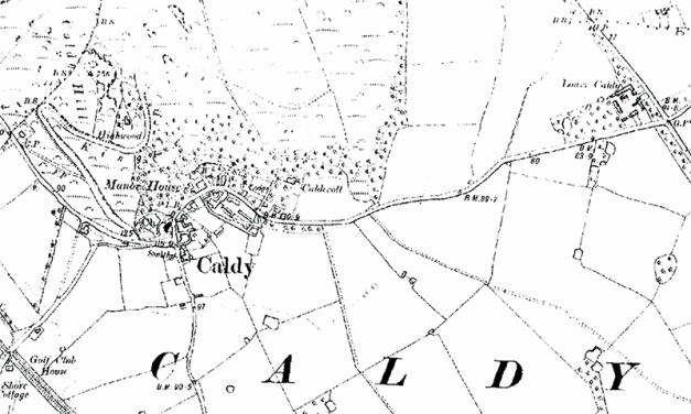 History of Caldy Village by Tony Haire