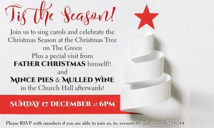 Carols on the Green 17/12/17